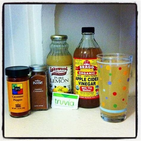 Vinegar Lemon Honey Cinnamon Detox by Best 25 Braggs Apple Cider Ideas On Apple