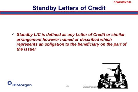 Letter Of Credit Financial Indebtedness Letter Of Credit 101