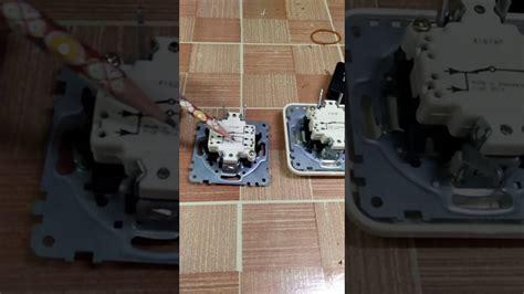 Broco Saklar Seri Ib Inbow Gracio 4162 11 Switch Sni cara pasang kabel lu pada ib seri broco gracio