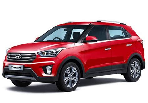 cost of hyundai cars hyundai creta price in india review pics specs