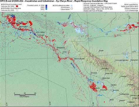 citarum river map india