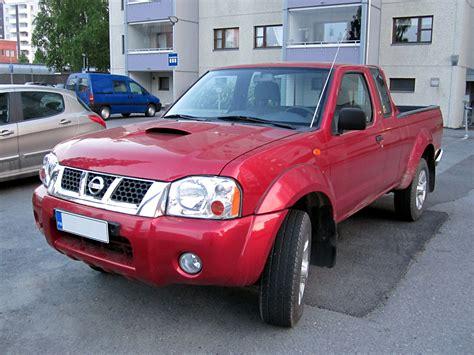 nissan truck file nissan frontier truck jpg wikimedia commons