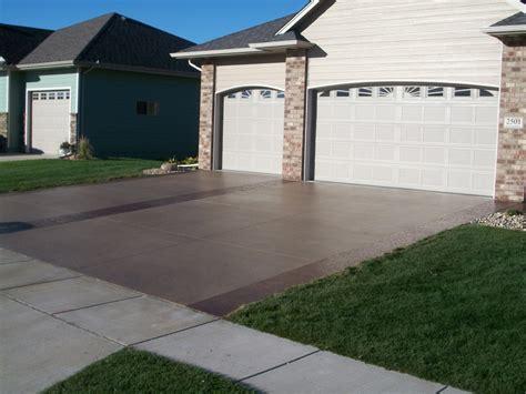 concrete driveway layout design des plaines concrete driveways des plaines decorative
