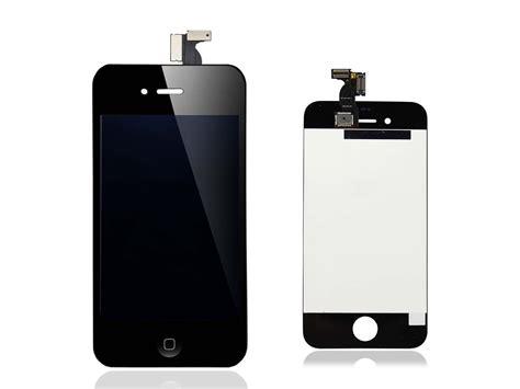 cornice iphone 4s 3 in 1 lcd retina touch cornice per iphone 4s nero aaa