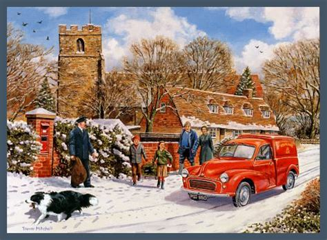 Lovely Buy Christmas Cards Online #5: Christmas_Royal_Mail_by_Trevor_Mitchell.jpg