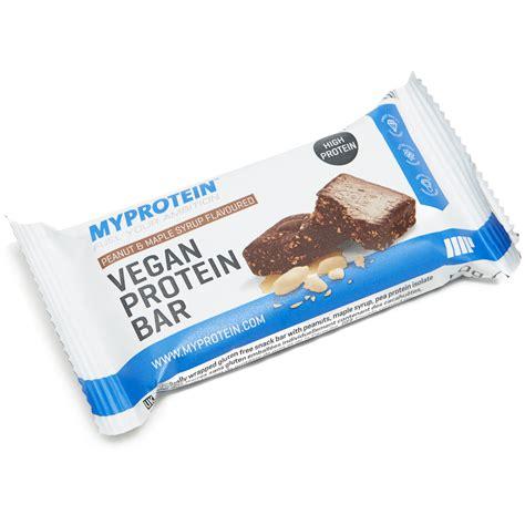 protein bars vegan protein bar sle myprotein