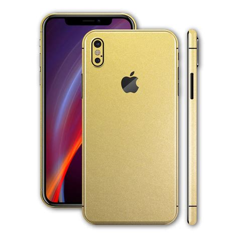 colored iphone gold colored iphone x spotted in the gizchina