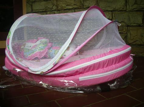 tempat tidur set kelambu goji baby pojok ibu  balita