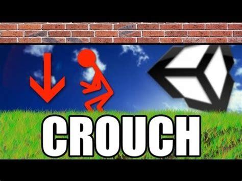 unity tutorial brackeys crouching unity tutorial youtube