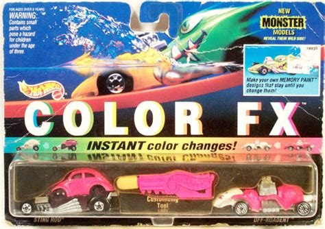 color fx color fx 2 pack model vehicle sets hobbydb