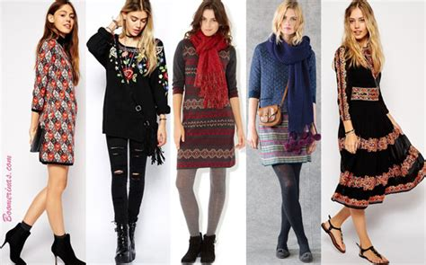 Fashion Modern folk inspired clothing modern folklore fashions for fall boomerinas