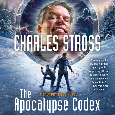 The Apocalypse Codex 2 the apocalypse codex audiobook by charles stross for just 5 95