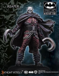 Black Adam Dc Comics Villains Figure Miniatur Diskon tales of a tabletop skirmisher