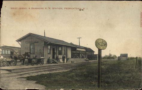 pedricktown nj west jersey seashore rr station