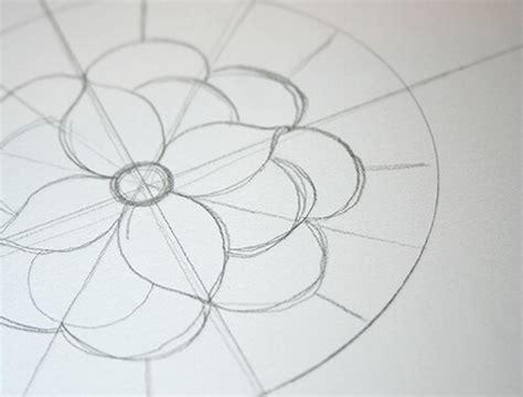 imagenes de mandalas paso a paso como hacer un mandala pasos b 225 sicos para el dise 241 o del