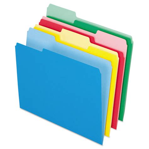 bettymills pendaflex 174 colored file folders pendaflex