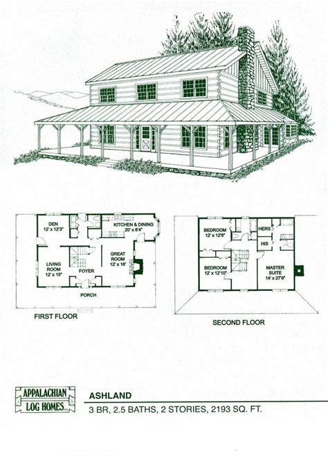 2 story log cabin floor plans two story log cabin house plans inspirational 19 best