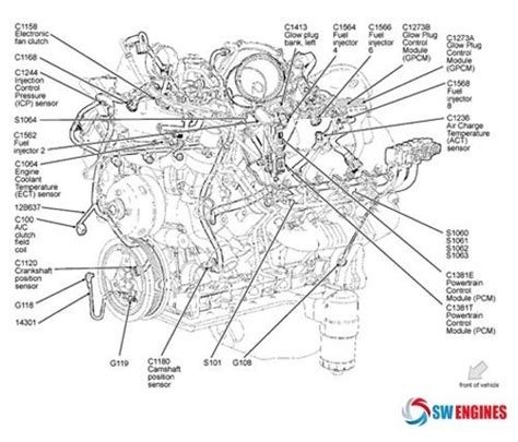 1992 Ford F150 Parts Diagram Automotive Parts Diagram Images