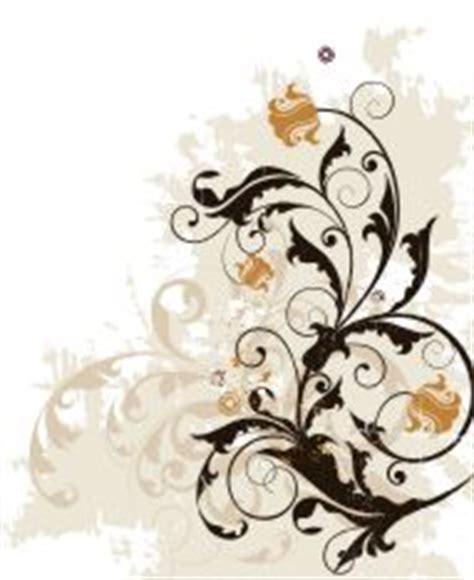 format untuk gambar berjenis vektor adalah gambar vektor coreldraw floral ornamen vector