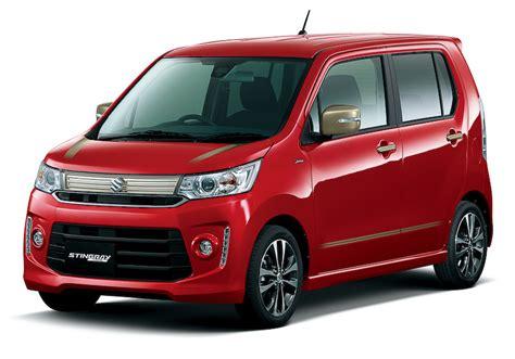 overview 2015 suzuki wagon r stingray carmag sl
