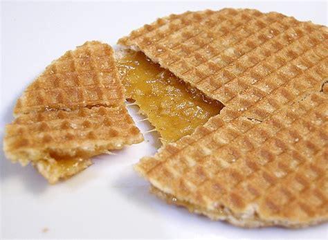 caramel waffle cookies recipe stroopwafel caramel waffle stroopwafel