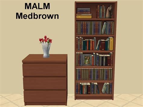 malm bookshelf 28 images mod the sims billy bookcase