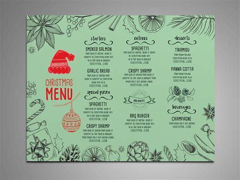 eye catching 4 restaurant menu templates eymockup