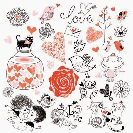 imagenes vectores para illustrator gratis 18 packs de vectores gratis de dibujos a mano paperblog