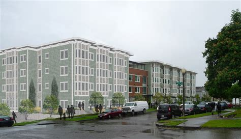 Uw Tacoma Housing by Walsh Construction Co Affordable And Service Enriched