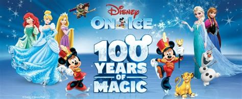 Family Disney On Ice100 Years Of Magic by Win Tickets To Disneyonice 100 Years Of Magic Can 2 12