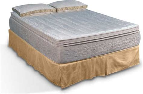 King Sheets For Pillow Top Mattress by Select Foam Olympus California King Size 13 Inch Pillowtop
