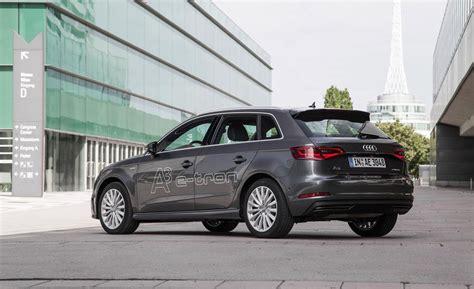 Audi A3 Sportback Reifengröße by 2016 Audi A3 Sportback E Tron Youtube