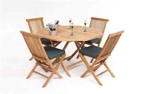Teak Garden Furniture Set St Raphael Teak Garden Furniture Dining Set Humber Imports