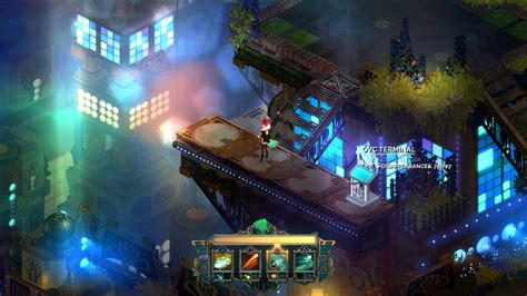 transistor gameplay is transistor review bit cultures