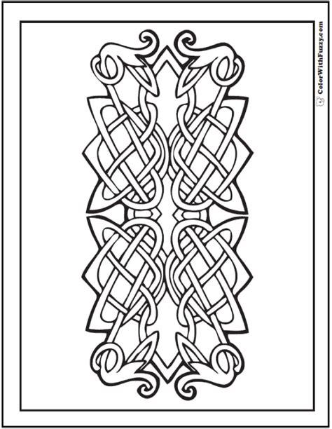 celtic colors 90 celtic coloring pages scottish gaelic