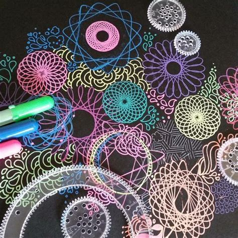 Spirograph Pattern Drawing Design 25 best ideas about spirograph on drawing