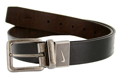 nike s golf belt swivel reversible leather casual belt