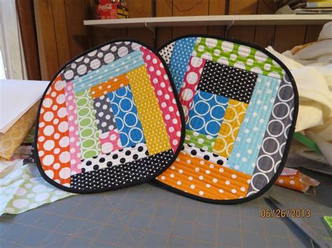 Mug Bags Patchwork Pattern - craftsy class review quilt as you go patchwork bags