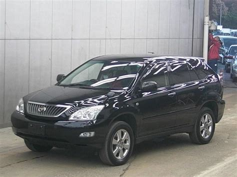 toyota harrier 2012 used toyota harrier cba acu30w suv 2012 from japan export