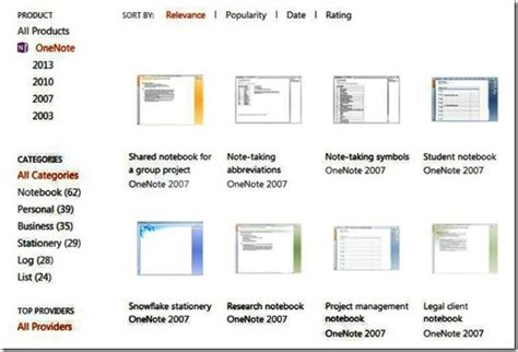 onenote 2013 templates make note taking easier across