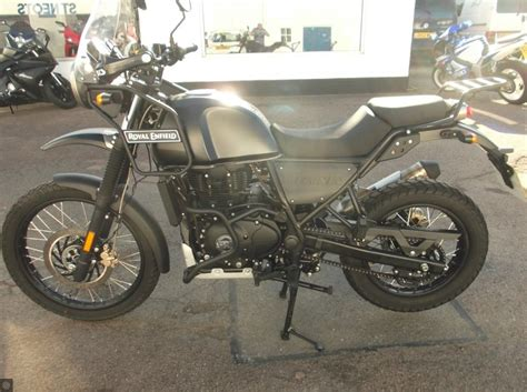 Royal Enfield Himalayan For Sale In St Neots Cambridgeshire