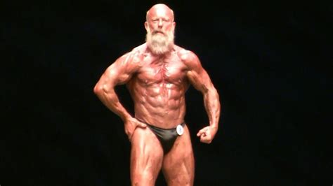 bodybuilders over 55 years old 60 year old ifbb pro bodybuilder andreas cahling at the