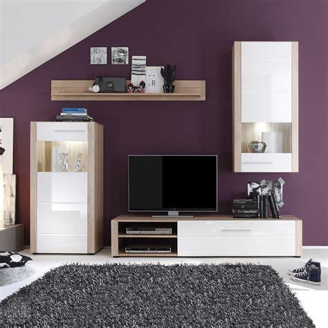 bücherregal eiche hell wohnzimmer bilder ideen