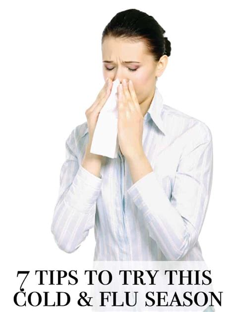 7 Tricks To Try On Your by 7 Tips To Try This Cold And Flu Season Simply Stacie