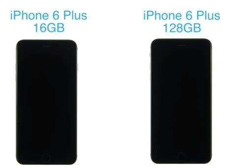 Iphone 6 Plus 128gb iphone 6 plus 128gb vs 16gb boot test shocker