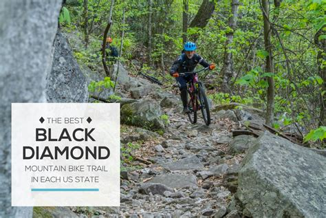 best trail bicycle the best black mountain bike trail in each us