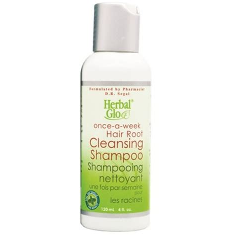 Hair Follicle Detox Reviews by Buy Herbal Glo Once A Week Hair Root Cleansing Shoo At