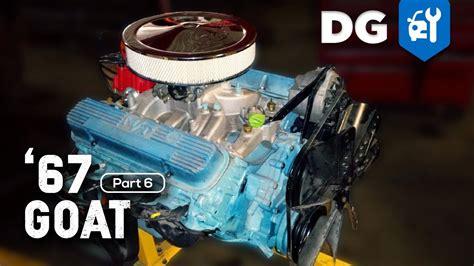 pontiac gto restoration   youtube