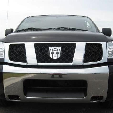 Emblem 3d Transformer Magnetic Neomydium transformers car emblem shut up and take my money