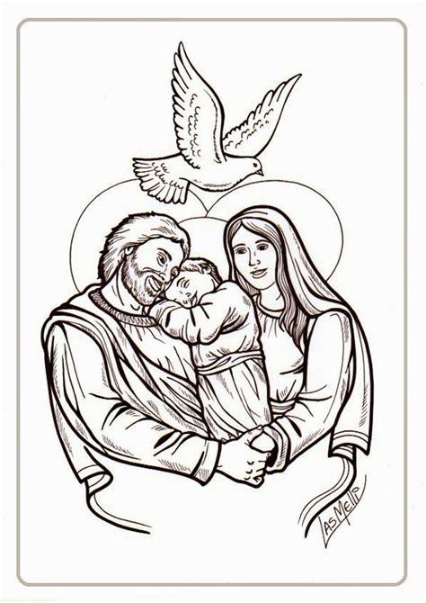 imagenes en blanco y negro de la sagrada familia la catequesis el blog de sandra diciembre 2015